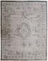 Vintage Teppich beige silver